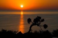 vychod slunce Stegna